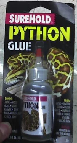 Python Glue